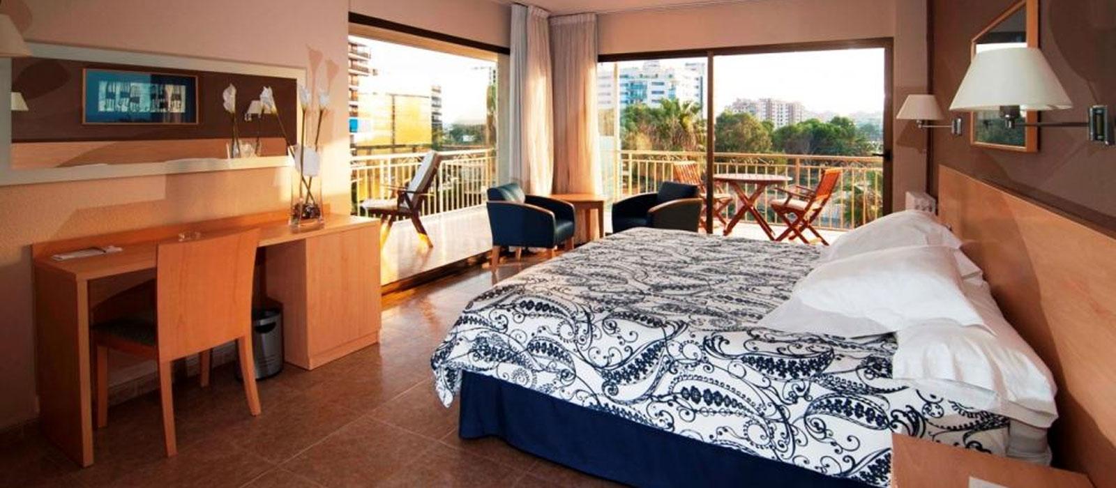 Hotel Almirante en Playa de San Juan, Alicante